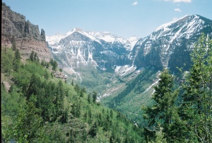 Picture of the San Juan Mountains