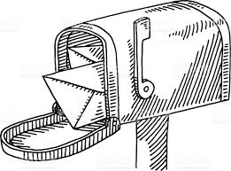 mailbox for contact page